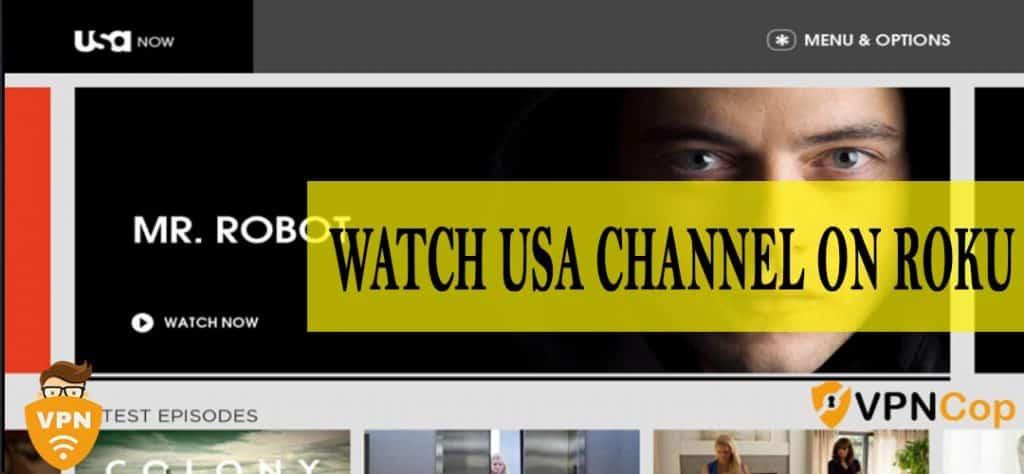 USA Channel On Roku