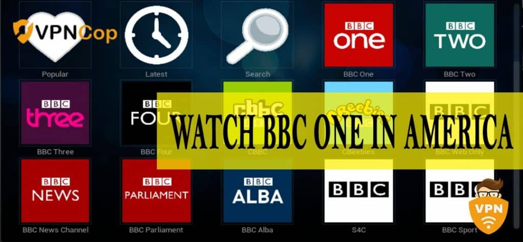 Watch BBC One In America