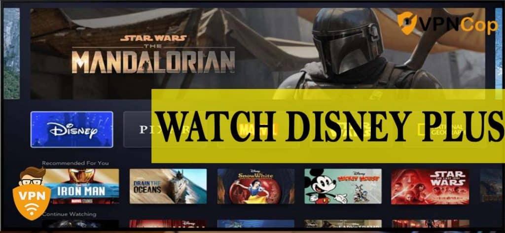 watch Disney plus