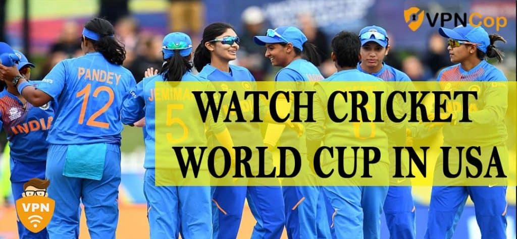 watch cricket world cup in USA