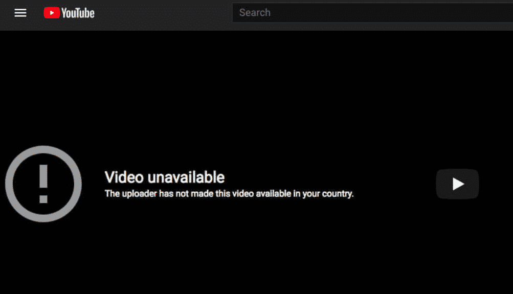 How to Watch a Video Blocked in Your Country