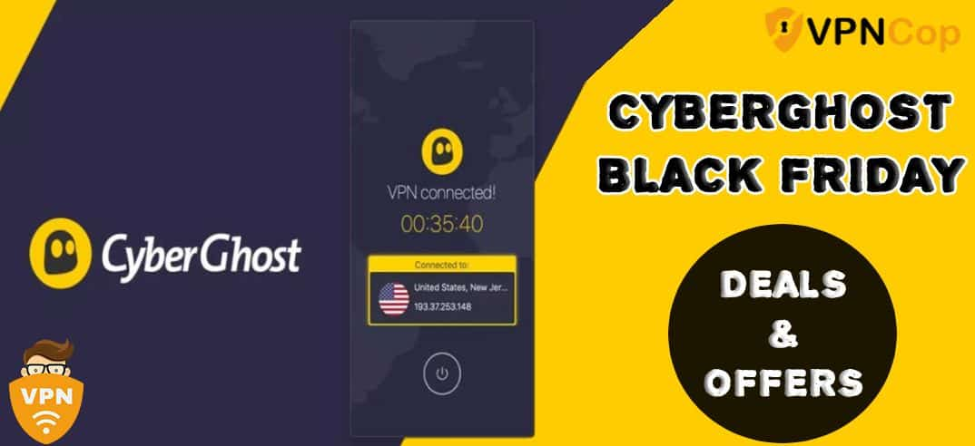 Cyberghost blackfriday