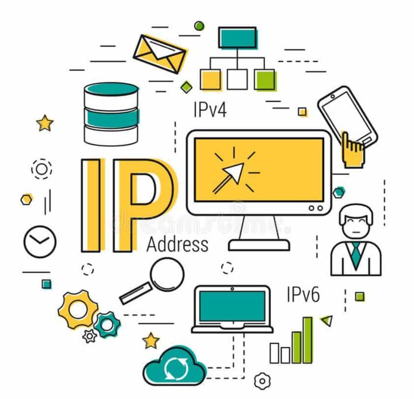 hide ip address