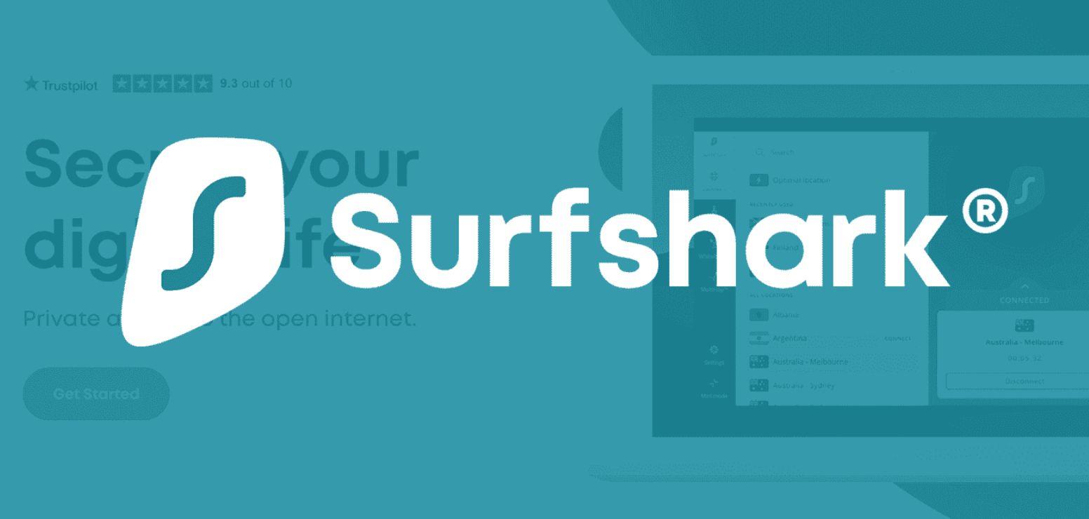SurfShark Black Friday